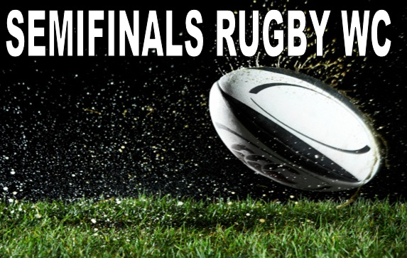 2015 Semifinals Rugby WC