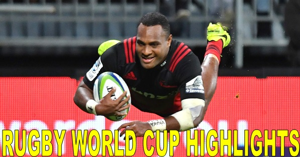 Rugby World Cup Highlights