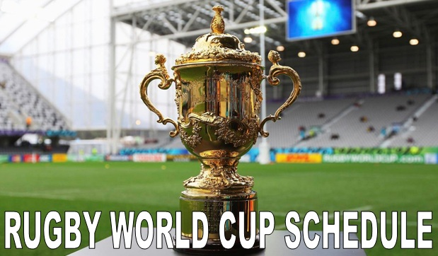 Rugby World Cup Schedule