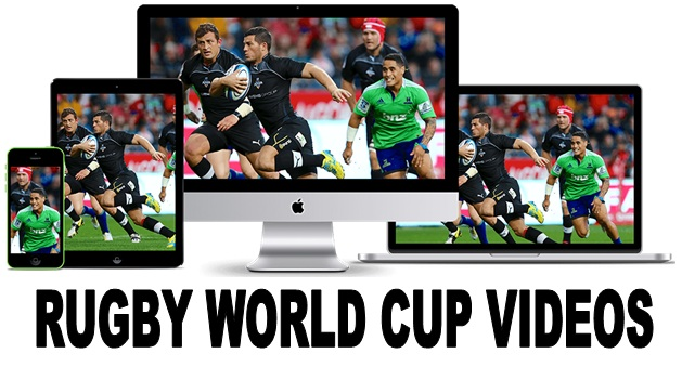 Rugby World Cup Videos